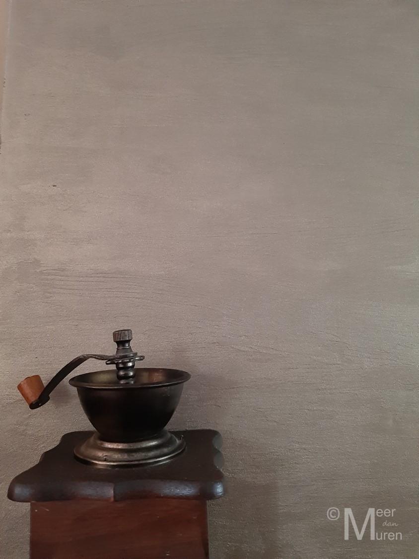 africa fluweel wandafwerking novacolor