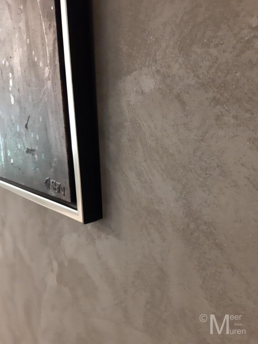 betonlook wandafwerking