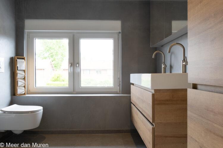 basebeton badkamer