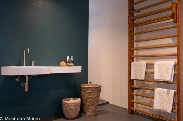 linnenlook badkamer